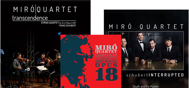 Miro Album Covers