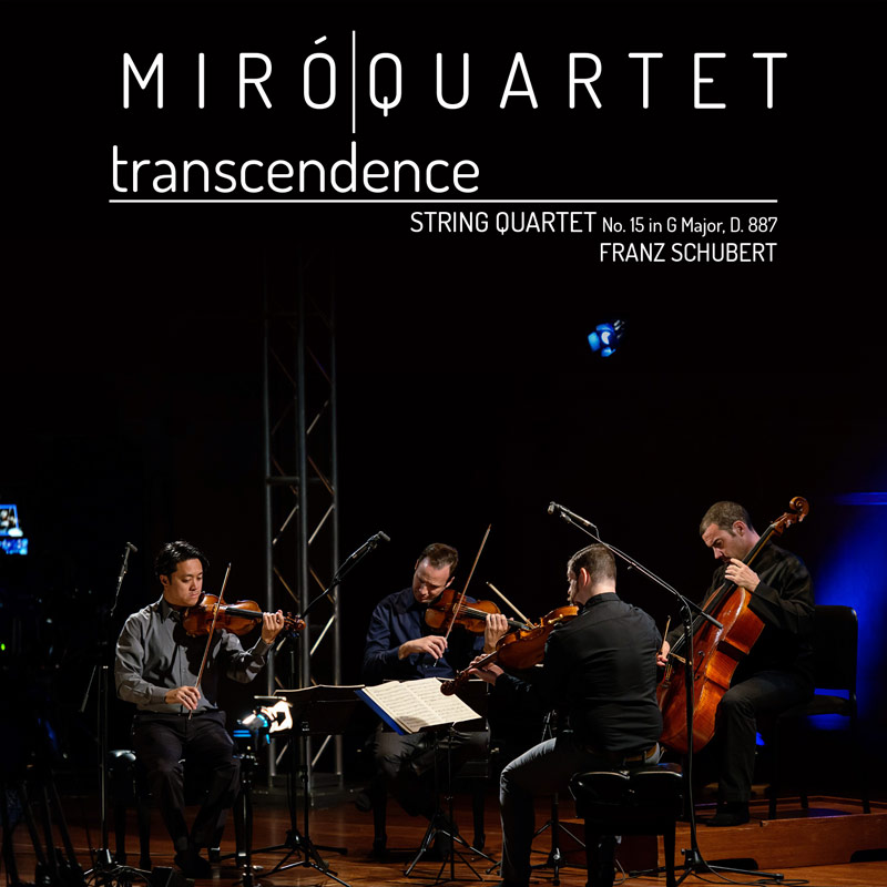 Miró Quartet   Transcendence
