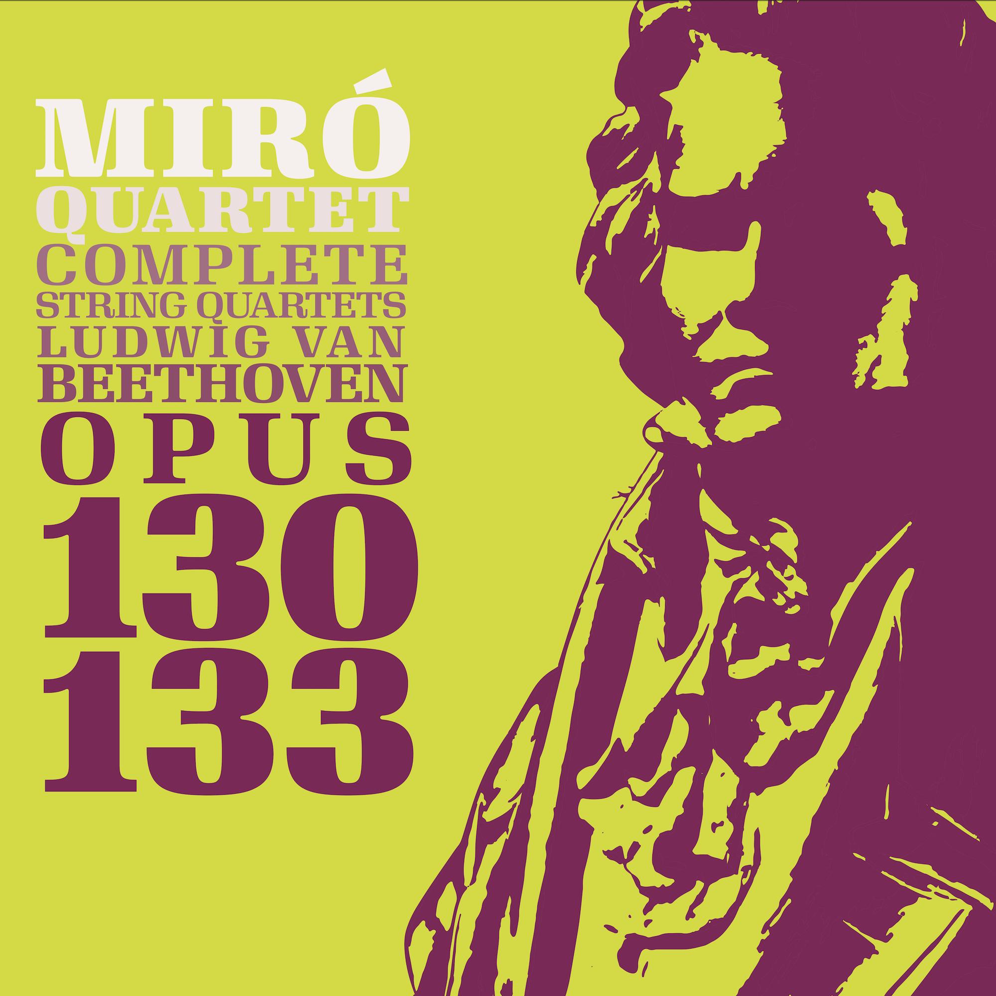 Miró Quartet | Recordings